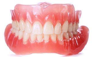 قیمت انواع دندان مصنوعی (پروتز یا دنچر)