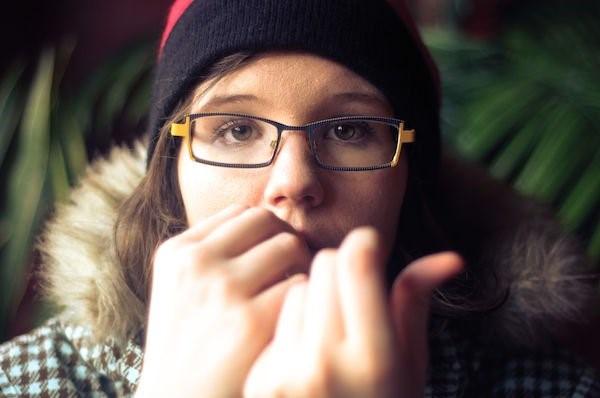جویدن ناخن
