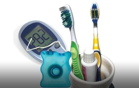 دیابت و سلامت دهان و دندان