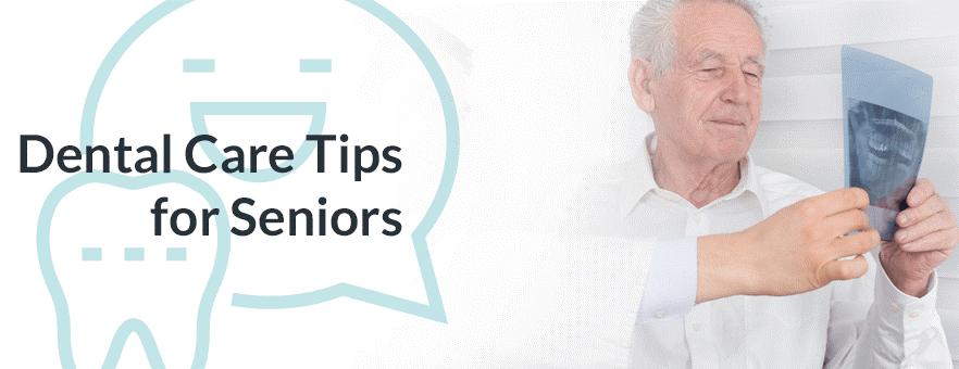 مراقبت های دندانپزشکی برای افراد مسن