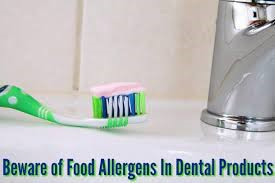 آلرژی غذایی و سلامت دهان و دندان