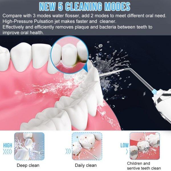 نخ دندان کشیدن